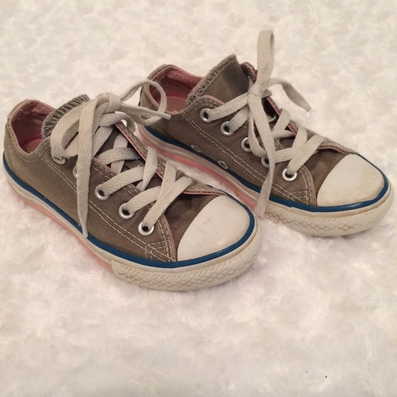 Converse Other - Kid's Converse All⭐️Star Sneakers